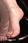 Fußschmuck