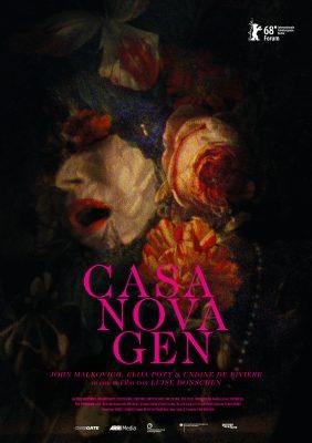 Casanovagen - Filmplakat