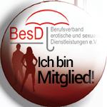 Berufsverband erotische und sexuelle Dienstleistungen (BesD) e.V. - Ich bin Mitglied!